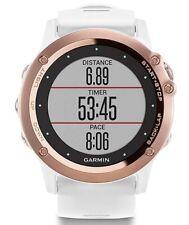 GARMIN FENIX 3 SAPPHIRE GLAS EDITION ROSE GOLD MULTI SPORT SMART WATCH GPS