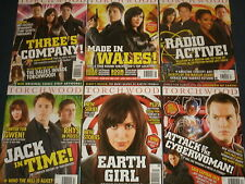 BBC Torchwood Magazines: Cult TV Series : Capt. Jack, Gwen Cooper, Doctor Who