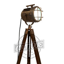 Home/Garden Lamps Photographer Focus Lamp LED Revolving Tripod Stand Vintage D