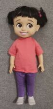 Disney Store Monsters Inc Talking Boo Doll Extremely Rare 100% Complete