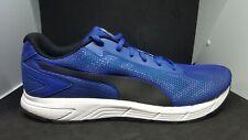 PUMA  MENS Running shoes Blue white Mens size 11