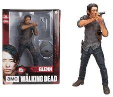 """The Walking Dead Glenn Rhee 10"""" Legacy Deluxe Action Figure McFarlane PRE-ORDER"""