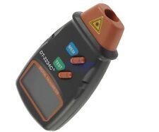 Laser Tachometer DT-2234C+ RPM Speed Guage Meter Automatic Digital LCD Display