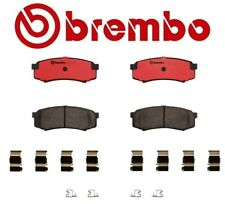 NEW Brembo Rear Ceramic Brake Pad Set P83024N For GX460 LX450 4Runner FJ Cruiser