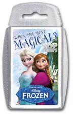 Top TRUMPS Card Game - Disney Frozen