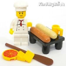 Lego Fabuland x395 French Bread Tan Baguette Beige du 3667 3672 3708 ... Zabawki