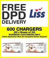 More details for 600 cream chargers / nitrous oxide canisters n2o - whip, create foams, infuse