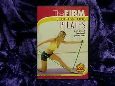 PILATES DVD - The Firm, Sculpt and Tone - ALL REGIONS