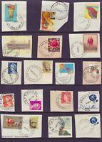 NSW nice postmark selection on decimal piece all start with A