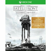 Star Wars Battlefront Ultimate Edition Xbox One XB1 New