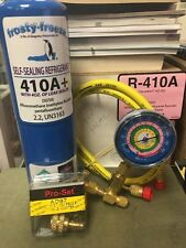 R410, R410a, R-410, R-410a, Refrigerant With Self-Sealing Leak Stop , Kit