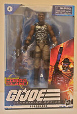 GI Joe Classified Series Special Missions Cobra Island Roadblock New & Unopened
