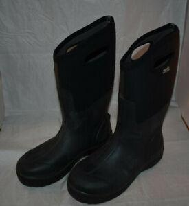 Bogs Men's Size 10 Ultra High Waterproof Boots Neo-Tech 7 MM No Box
