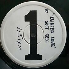 """Soft Cell - Tainted Love / Where Did Our Love Go - Rare 1981 Promo 12"""""""