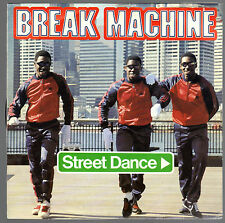 STREET DANCE vocal - instrumental # BREAK MACHINE