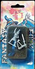 FANTASY FOLK 25mm figure: Fighter with Studded Leather, #27; in Mint condition