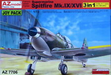 AZ Models 1/72 Kit 7706 Spitifre Mk.IX/XVI JOY Pack (3-in-1, no decals)