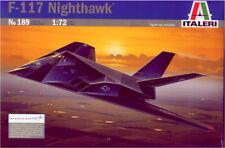 Italeri 1/72 f-117a discreto Nighthawk #0189