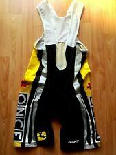 ONCE Team Cycling Bib Shorts , Giordana , Jalabert Size: XL-5-52 NEW! VERY RARE!