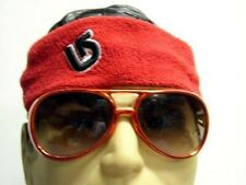 BURTON snowboards 2005 VINTAGE headband BLACK,RED or BROWN ~NEW in package~!!