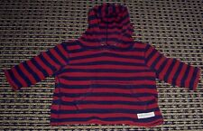 COUNTRY ROAD BABY BOYS HOODED TOP SZ 0 - 3 MONTHS