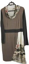 Tuzzi Winter Dress Size USA 14 FR 46 UK 18  Fully Lined