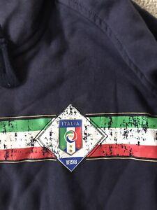 Puma Italia Full Zip Sweat Top Brand New