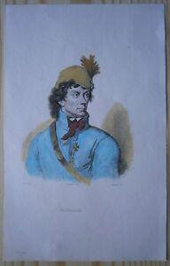 1840 print TADEUSZ KOSCIUSZKO (#41)