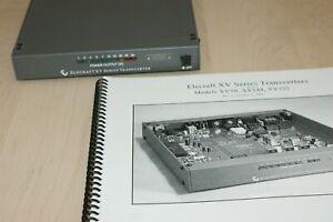 Elecraft XV144 VHF Transverter 144 MHz 2 Meter 28 MHz IF w/Manual