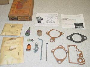 NOS Original #1362C Carter Carburetor Repair Kit Kaiser 1947-49 #622S, #622SA/B