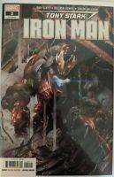 Tony Stark IRON MAN #2 - Marvel Comics