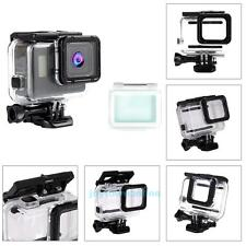 60M Waterproof Diving Protective Housing Case+Touch Backdoor For GoPro Hero5