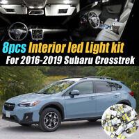 Complete Fog Light Kit For 2018 2019 Subaru Crosstrek