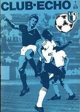 OL 88/89 1. FC Magdeburg - CLUB-ECHO 1/89