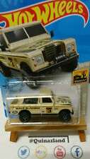 Hot Wheels Land Rover series III Pickup  2020-003 (NP20)