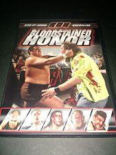 ROH Bloodstained Honor DVD Ring of Honor CM Punk Samoa Joe Colt Cabana NXT WWE
