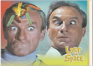 THE COMPLETE LOST IN SPACE FACES OF DOCTOR SMITH INSERT SINGLE F6