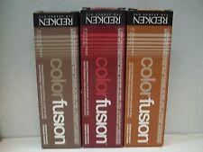 New Cream Redken Color FUSION Professional Hair Color 2 oz ~ Buy 4; Get 2 FREE!!