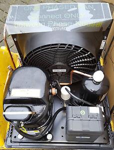 L Unite Kühlaggregat Verflüssigungssatz Kühlanlage AE 4460Z HR R 404A