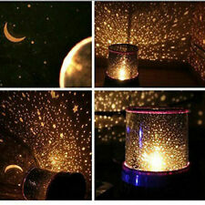 Dream Moon Space Night Light Kids Gift Sleeping Room Decor LED Projector Lamp
