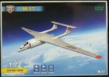 Modelsvit Models 1/72  MYASISHCHEV M-17 STRATOSFERA Soviet Research Aircraft