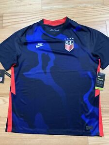 Nike Soccer USA U.S. 2020 Stadium Away (4-Star) Sz XXL BNwT CD0736-475
