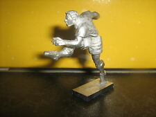 METAL CAST FIGURA DI CALCIO Striker