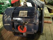 Marathon Electric Motor 460v  1775rpm  75HP *Rebuilt* with Impro Seal