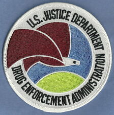 DEA DRUG ENFORCEMENT ADMINISTRATION POLICE PATCH