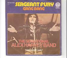 SENSATIONAL ALEX HARVEY BAND - Sergeant fury