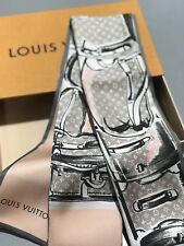 Louis Vuitton Rose Poudre Trunks Wrap / Bandeau / Scarf
