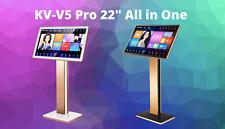 "22"" Inandon KV-V5 PRO (2020) All in One 8TB KTV Karaoke System 音王最新点歌机"