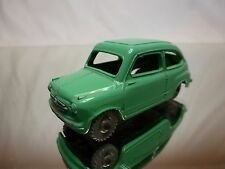 DINKY TOYS 183 FIAT 600 - GREEN 1:43 - GOOD CONDITION