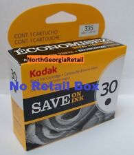 Kodak Black Ink Inkjet Cartridge 30 30B Printer Ink NO Retail Box OEM